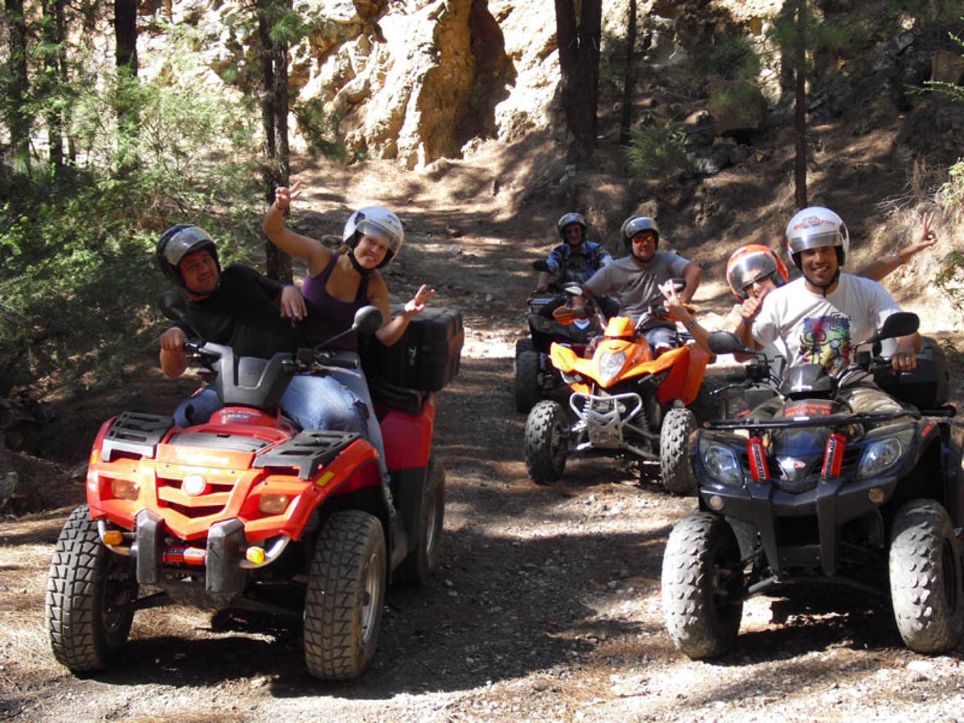 Spainventure Why do we need Adventure Quad at Sierra Nevada Fuengirola