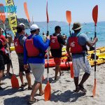 spainventure-kayaking-at-mediterranean-sea-50th-birthday-one-destiny-fuengirola